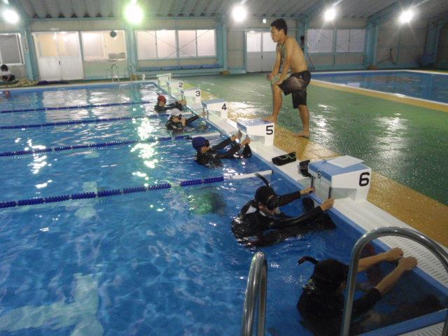 兵庫県立家島高等学校でのレッスン開催