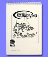 体験ダイビング用インストラクター教材
