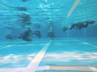 とにかく泳いでみよう~!\(^o^)/