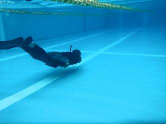 少しでも効率の良い潜水を探求なう!