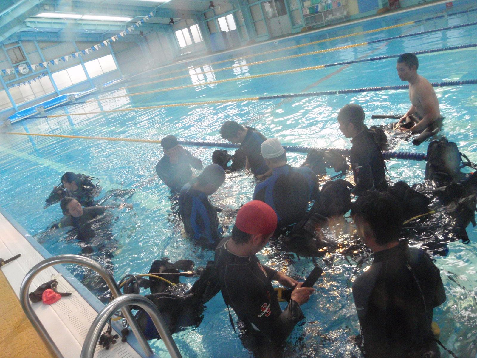 兵庫県立家島高等学校|ダイビング授業