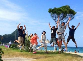 山陰ジオパーク(竹野)の海でワクワク、どきどき、体験ダイビングとライセンス取得!