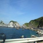 姫路のCoCoMo発着、南紀白崎にて合宿ダイビングライセンスコース+リフレッシュスタートなう!