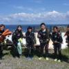山陰ジオパークの素敵な海でダイビングライセンス取得!