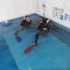店内プールで楽々ダイビングライセンスコース!