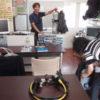 静かな教室と店内プール、自由日程で楽々ライセンス取得は兵庫西部でココモだけ!