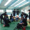 兵庫県立家島高校のダイビング授業、2013スタート!