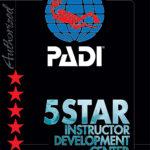 PADIインストラクター試験(IE)-日程2017-
