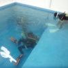 夏のドンデン!海洋実習後もプール実習!