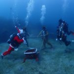珊瑚の海でそりに乗り宙を舞うサンタさんに出会ってみるの巻