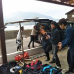 福井県の「音海」とかいて「おとみ」で海宙遊泳(ウチュウユウエイ)