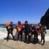 ダイビングの日「5/24=Go to SEA」に、ジオダイビングとビーチクリーンナップ
