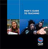 PADIジャパン PADI's ガイド・トゥ・ティーチング(インストラクター候補生用)