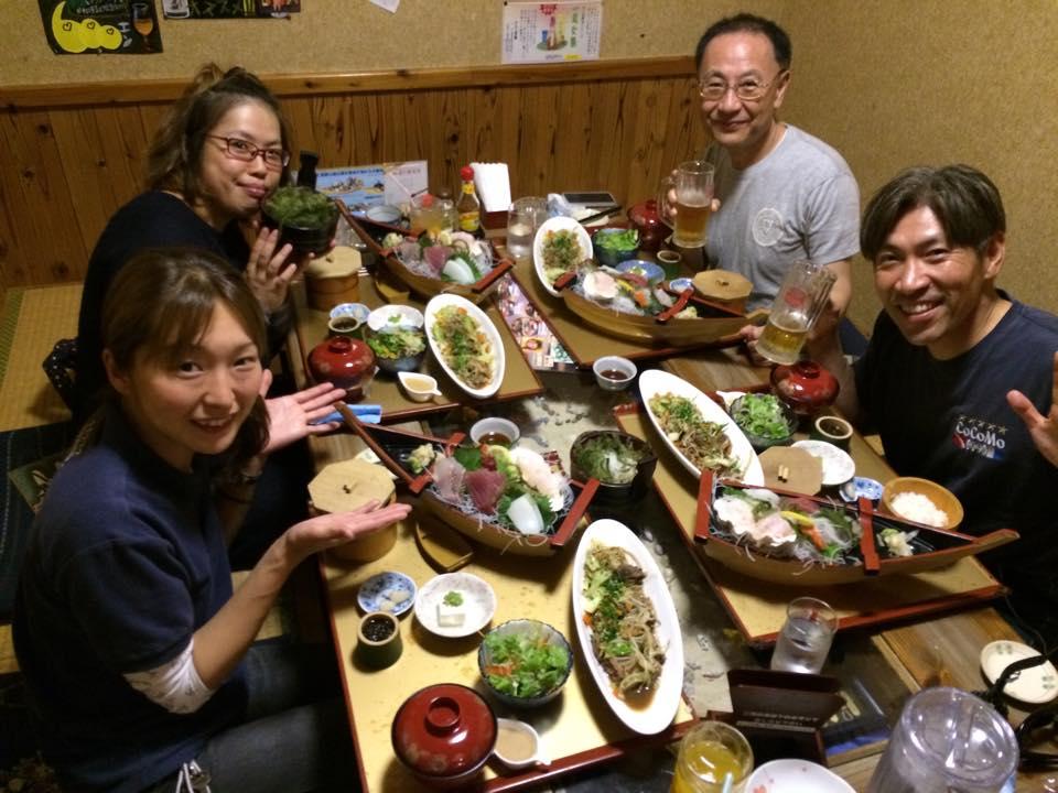 宮古島でいきなり食べ過ぎました~(*'▽')
