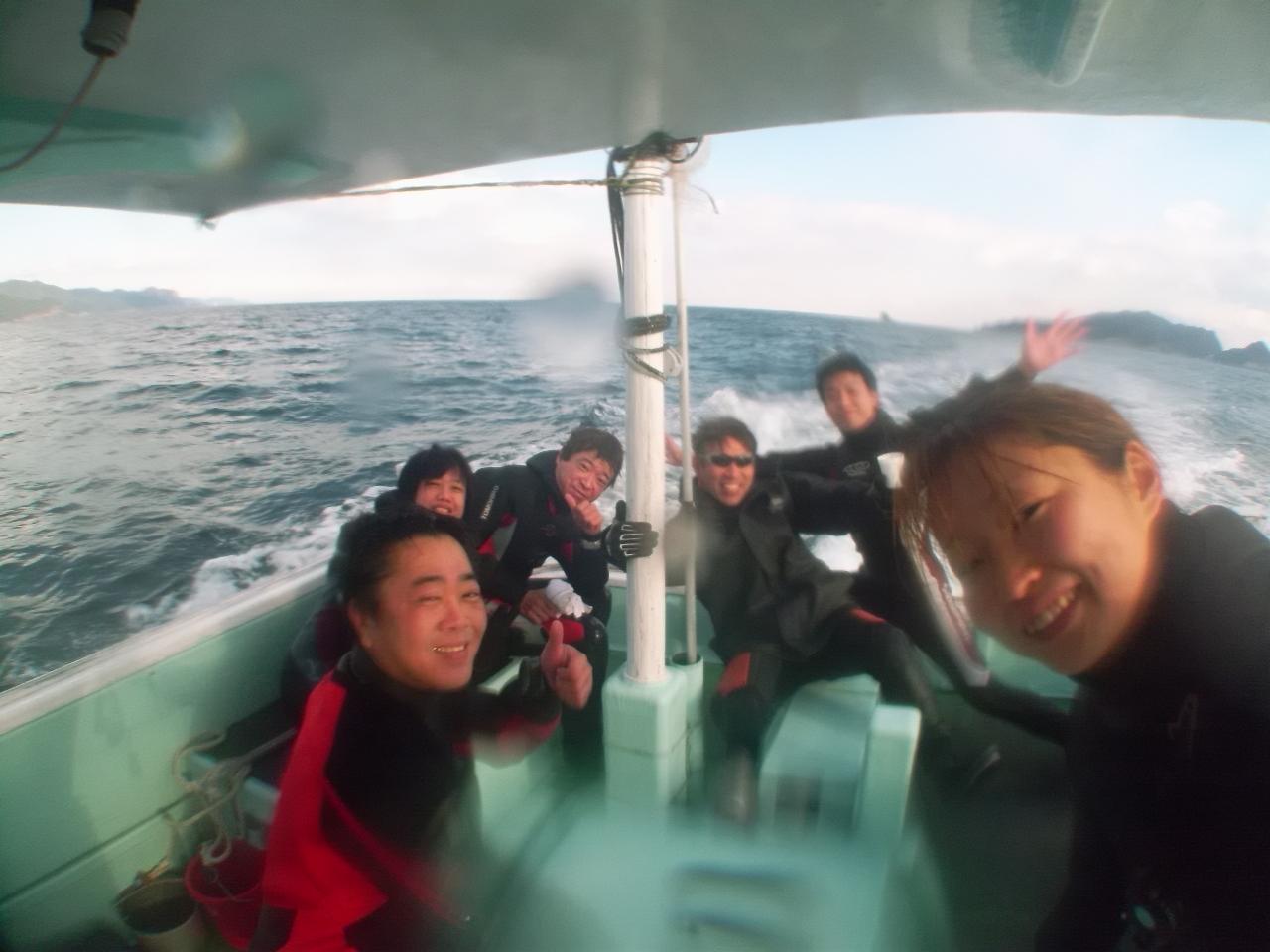 海底千年珊瑚のクリスマスツリーを見に牟岐でダイビング!
