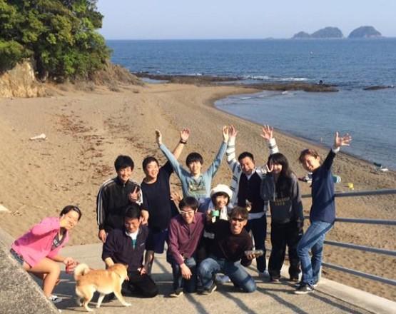 ゴールデンウィークの5月1日は、姫路を出発して徳島は牟岐でダイビング