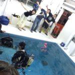 ツアー帰着後にココモプールでプロコースの集中ミッション!