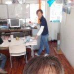 広島からのプロダイバー、IDC(インストラクターコース)前のマーシャル、EFR更新なう