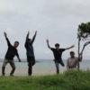 山陰海岸ジオパークで集まって…(^O^☆♪