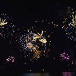 ジオ花火とダイビングのコラボ企画