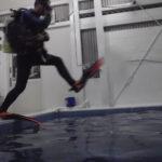 ダイビングライセンス取得コース(プール練習)