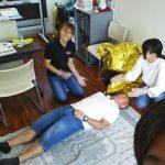 救急法からの救急法指導者資格取得コース(1/2)