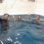(新)スポーツ・トレッディング・ウォーター(Treading Water)