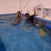 ココモのナイトプールでスキンダイビング~実感は理解を超える~