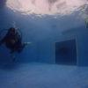 夜のココモプールで楽しい体験ダイビング
