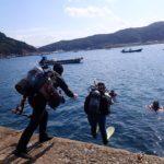 福井県、音海と書いて「おとみ」で、とっても楽しくダイビング