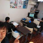 韓国から、岡山からのダイバーの楽しい指導者養成講座なう!