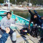 周参見ダイビングレポート:アドバンスコースのボート&ナビ・サンゴの海で初級ライセンスコース開催★