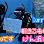 コロナ水中引きこもり6日目(けん玉vol.2)